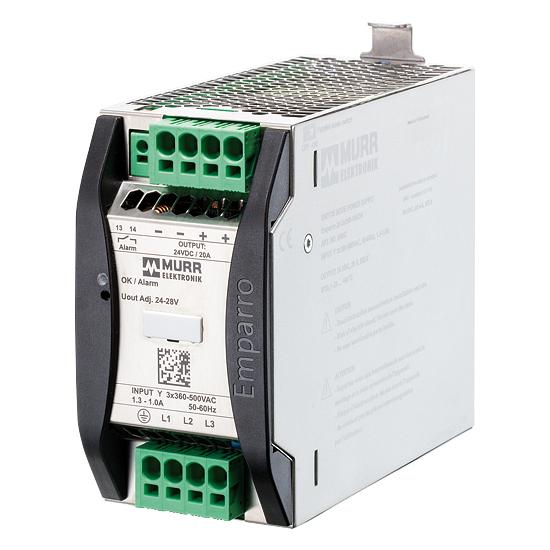 Emparro 20A Three Phase Power Supply