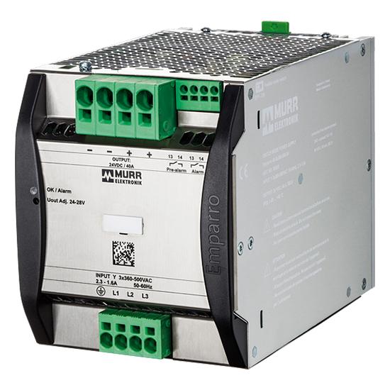 Emparro 40A Three Phase Power Supply
